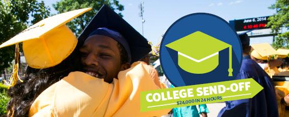 College Send-Off 2016
