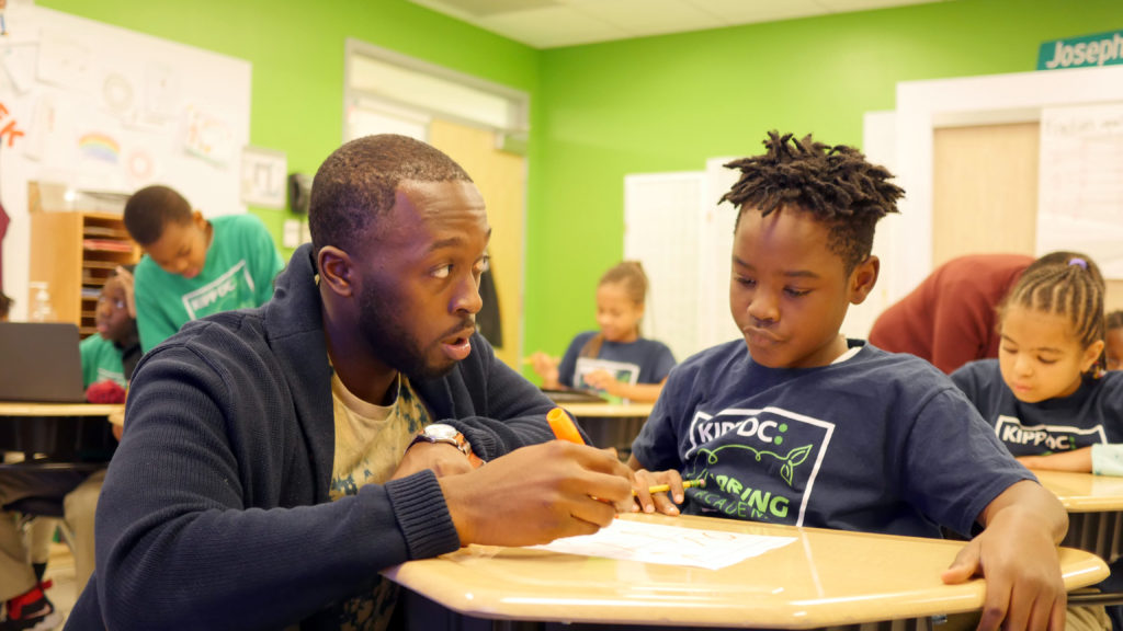 KIPP DC Spring Academy's Teacher Spotlight