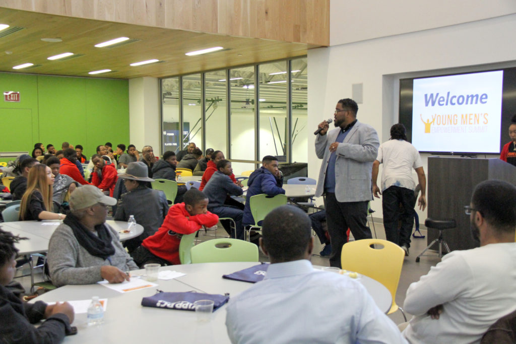 KIPP DC Young Mens Empowerment Summit
