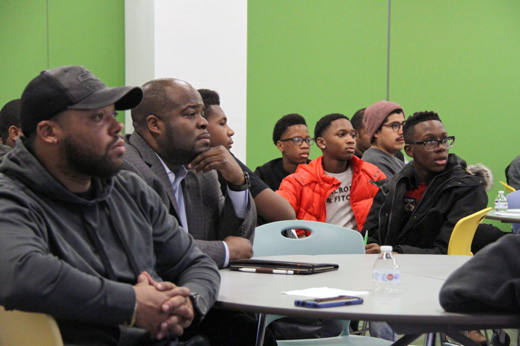 KIPP DC Young Men's Empowerment Summit