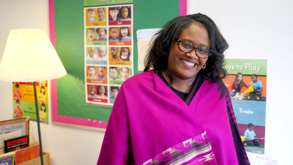 Michelle Pittman KIPP DC teacher