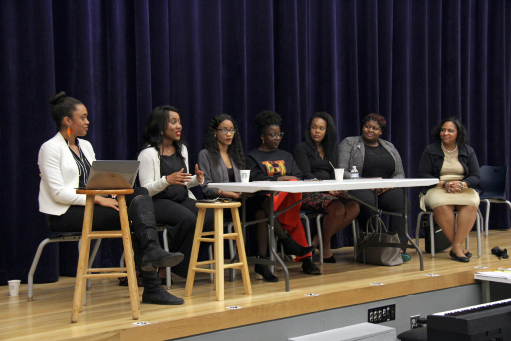KIPP DC G.E.M.S. Summit - panel